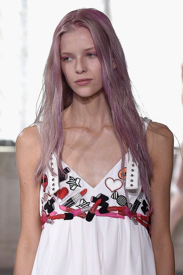 Spring/summer 2016 hair trend report: