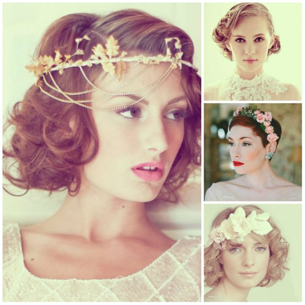 Wedding hairstyles by Emma Brown